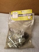 Vintage Set Of 2 Snow Tire Chains.chains Never Used 14 And 15 Wheels.
