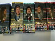 5 Nsync 2001 Bobble Head Dolls Best Buy Complete Collectible Set Timberlake Joey