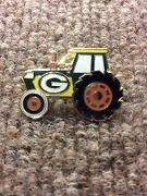 Very Rare 1999 Green Bay Packers Tractor Collectible Football Pin