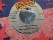 45p Shep And The Limelites Ready For Your Love/daddyand039s Home Collectible Records