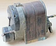 Eisemann Type G4 No. 375352 Magneto Automobile Ignition Equipment Patented 1914