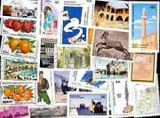 Chypre - Cyprus 500 Timbres Diffandeacuterents