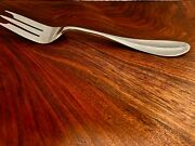 - New Sterling Silver Old Newbury Crafters Vegetable Fork Classic English