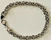 18k White Gold Bracelet With A Lobster Clasp By Hellmuth Simply Good