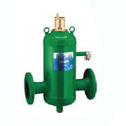 Caleffi Discal Air Separator, 3 Flange Connections, Asme And Crn Certified