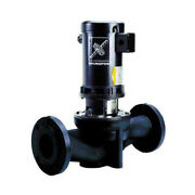 Grundfos Tp100-80/4 Direct Coupled In-line Circulator 2 Hp Bube Seal Cast ...