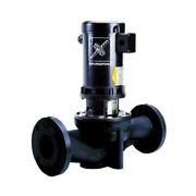 Grundfos Tp80-240/2 Direct Coupled In-line Circulator 3 Hp Bube Seal Cast ...