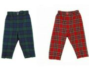 Soft And Cute Childrenand039s Traditional Scottish Tartan Trousers Design New