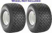 Carlisle Turf Saver Lawn And Garden Tire 2 Ply 15x6.00-6 Pack Of 2