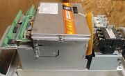 1 Used General Electric 7voed071cd01 Dc Drive 75hp 460v Parts Only Make Offer
