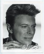 Herb Ritts - David Bowie - Tirage Argentique Dand039andeacutepoque 1990 - 1