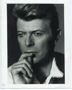 Herb Ritts - David Bowie - Tirage Argentique Dand039andeacutepoque 1990 - 2