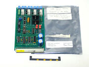 Thermo Finnigan Motor Control Board 0242800 For Mat252 Mass Spectrometer