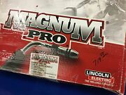 Lincoln Electric Pro Mig Gun 550 - Industryand039s Best- Save 500.00 Close-out
