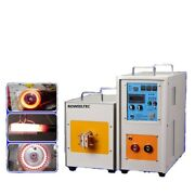 30kw 30-80khz High Frequency Induction Heater Furnace Na
