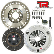 Tr1 Stage 2 Hd Clutch And Performance Flywheel Fits Mazda Rx8 Rx-8 13b-msp 6-speed