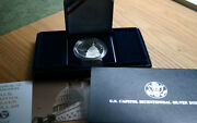 1994 Us Capitol Bicentennial Silver Dollar Proof Us Mint Coin Set With Box And Coa
