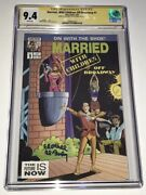 Ed Oandrsquoneill Married With Children Ob 1 Cgc 9.4 Signed Signature Series Comic
