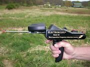 Electroscopes Model 20 Long Range Gold/silver Locator Metal Detector And Holster
