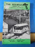 The Whistle Stop 1951 February O Gauge Model Railroading Pike People Tinplate1st