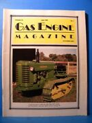 Gas Engine Magazine 1989 July Webster Magneto Toy Pedal Tractors