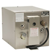 Whale Marine S1200e Seaward 11 Gallon Hot Water Heater Stainless Steel 120v