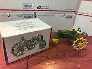 Ertl John Deere Gp Gpwt Special Edition Two Cylinder Expo Iv 1/16 Scale Read De
