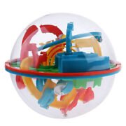 Magideal 118 Step Labyrinth Puzzle Ball 3d Maze Intellect Kid Toy Magic Cube