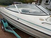 Starboard Curved Glass Window 1993 Wellcraft Eclipse 196s Parting Out