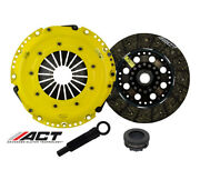 Act Hd/perf Street Rigid Clutch Pressure Plate For 2005 Vw Passat