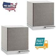 Home Audio Music Ultra-compact Audiophile-grade Wireless Sound Pair Speakers