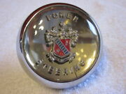 1957 Buick Horn Button Power Steering Center Cap, Roadmaster, 57 Early Take-off