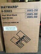 Hayward Hws300 High Wind Stack Outdoor Draft Hood Replacement For Hayward H300 H