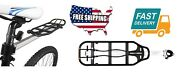 Outdoor Sport Fitness Cargo Racks Bicycle Seatpost-mounted Commuter Carrier Tool