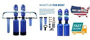 One Million Gallon Home Garden Tool Water Filter With Salt Free Softener Kit Fit