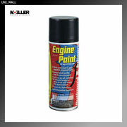 Moeller Marine 025814 Motor Paint For Yamaha Blue Grey Gray Outboard Engine