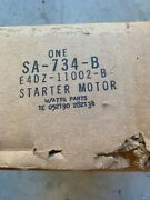 Oem Motocraft Starter Motor, In Box 65 Mustang And Mid 60's Fords