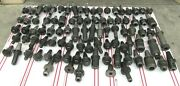 91 Assorted Cat50 Cnc Toolholders - Local Pickup Only