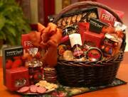 A Grand World Of Thanks Gourmet Gift Basket Large