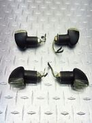 1996 95-97 Bmw 850r R850r Front Rear Turn Signals Blinkers Indicators Set