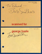 Smothers Brothers - Signed - Folk Singers - Comedians