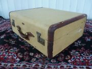 Vintage Rare Fender Relic Tweed Style Amp Accessory Suitcase Luggage