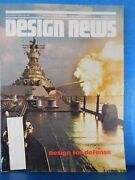 Design News 1984 Oct 8 Design For Defense News For Design Engineers Jeep Lynx Co