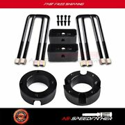Full Set 3 Front + 2 Rear Leveling Lift Kit For Toyota Tundra 2007-2019 2/4wd