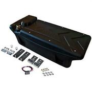 Titan Tanks 60 Gallon In-bed Fuel Tank W/ Electronic Transfer System- Universal