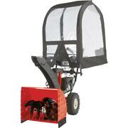 1 Pk Arnold 2-stage And 3-stage Universal Snow Blower Cab Model 490-241-0032