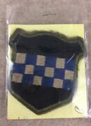 German Made 99th Infantry Division Patch Worn Army Vtg 40s Wwii Ww2 Vahle Bulge.