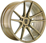 20[set Of 4] Wheels For Bmw 4 Series F32 428i 435i Concave