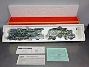 Lionel O Scale Baltimore And Ohio 4-6-2 Steam Locomotive And Tender 6-18636 New