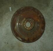 Mg Mgb Flywheel Used Off Of 1978 But Should Fit All 68 And Up 5 Main Engines